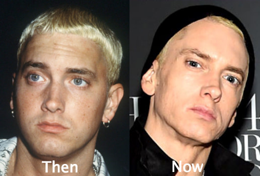 Crazy theory about Eminem