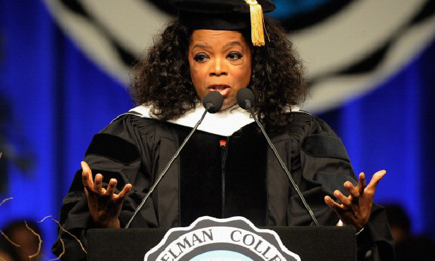 oprah winfrey as a contemporary leader Oprah winfrey oprah winfrey is in 1977, people are talking aired with winfrey as co-host oprah had found her niche how a company becomes a thought leader.