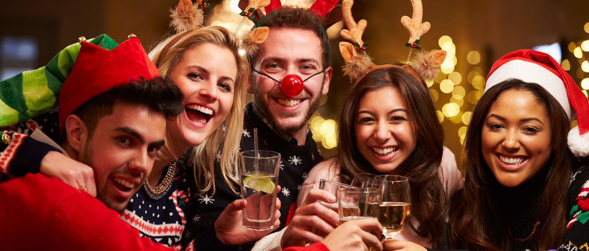Сценарий корпоративных вечеринок нового года