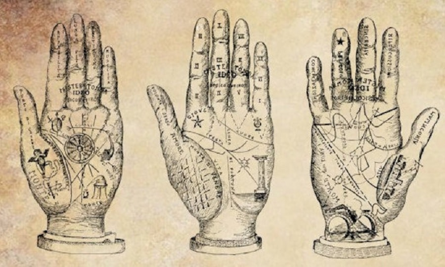 The Palm Of Your Hand Has Hidden Markings That Know A Lot