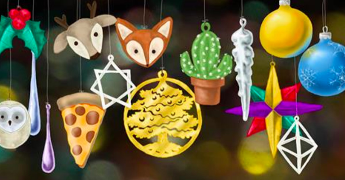 This Fun Christmas Ornament Test Will Reveal Something About Your Personality - Decorate Your Christmas Tree