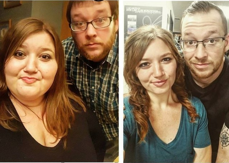 15 Photos That Show How Weight Loss Can Affect The Face - Lexi And