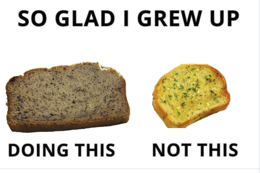 Banana bread meme