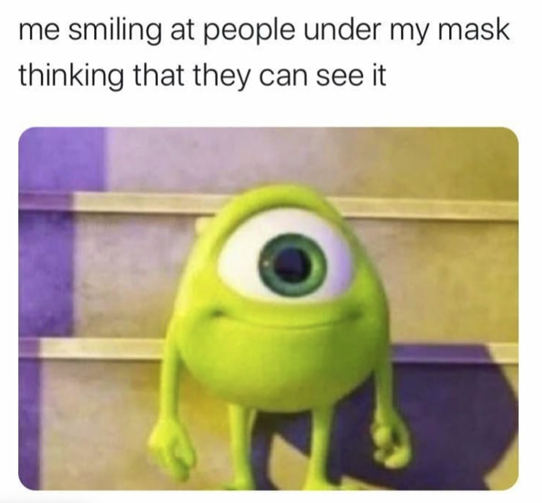 More Mask Memes To Help You Breathe A Little Easier - A ...