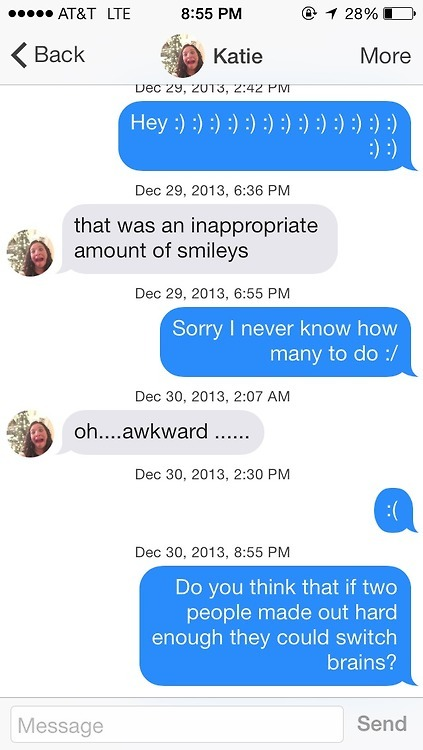 how to open a conversation in tinder