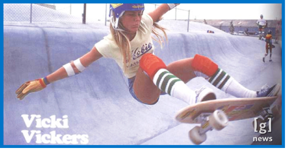 The Casual Tennis Fans Nostalgia For >> 14 Rad Photos of Female Skateboarders in the 1970s - Ellen O'Neal | Guff