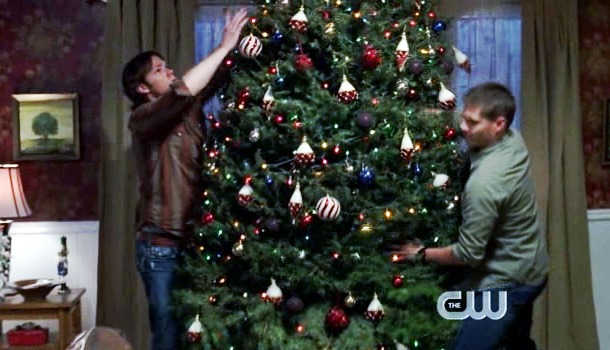 Supernatural Christmas Episodes.15 Bizarre Christmas Episodes And Specials Supernatural A