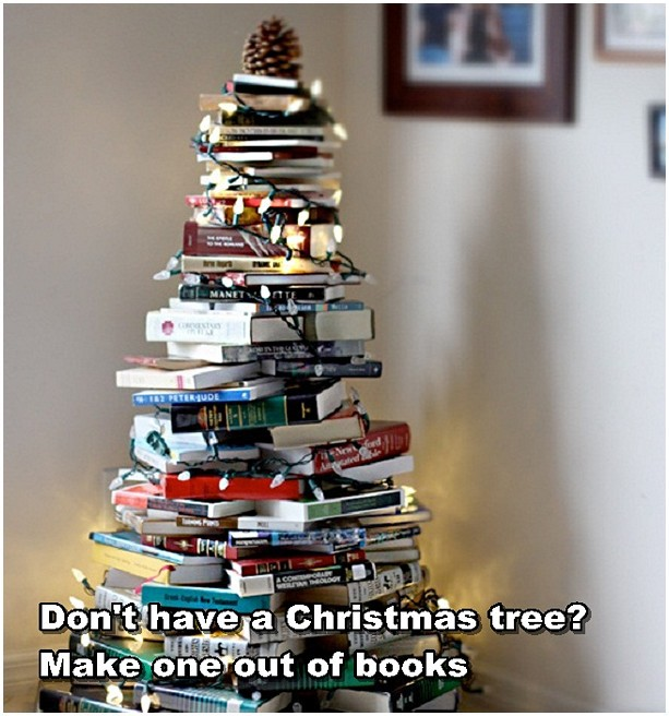 Christmas Life Hacks.Christmas Life Hacks Book Tree Guff