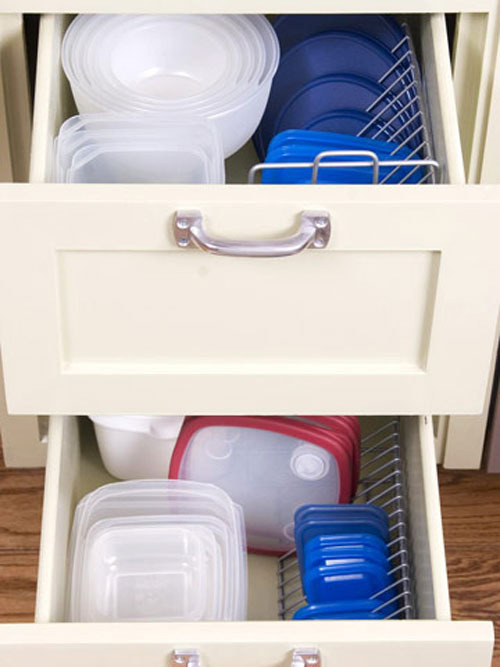 75 of the Greatest Life Hacks - Tupperware Made Easier | Guff