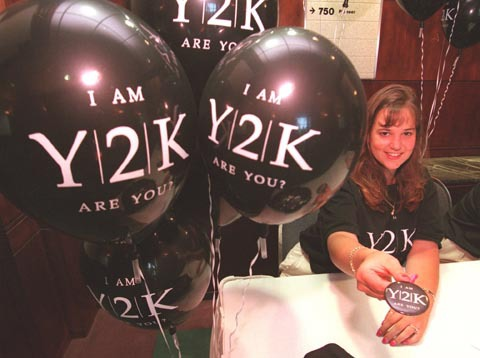 How To Party Like It's 1999 - Y2K Compliance Party   Guff