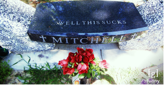 The Dearly Departed Got the Last Laugh With These Hilarious Tombstones