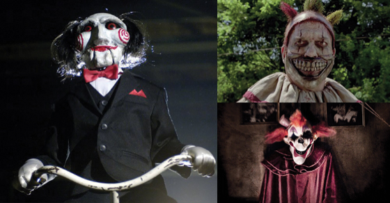 20 of the Most Terrifying Clowns of Film and TV