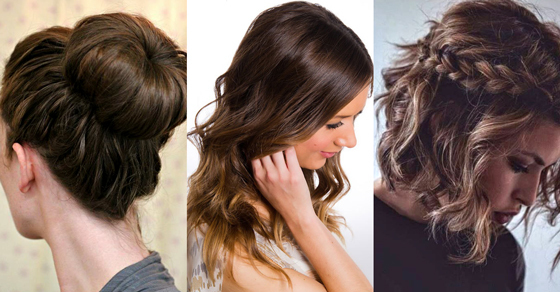 15 Easy Everyday Hairstyles to Try - Hair Bow   Guff