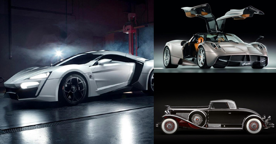 Uber Lux Cars >> 15 Ridiculously Tricked Out Cars You Can Buy - Lamborghini Veneno Roadster | Guff