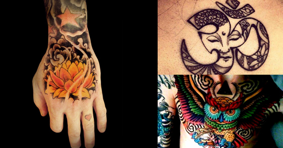 15 Symbol Tattoos That Say So Much Om Guff