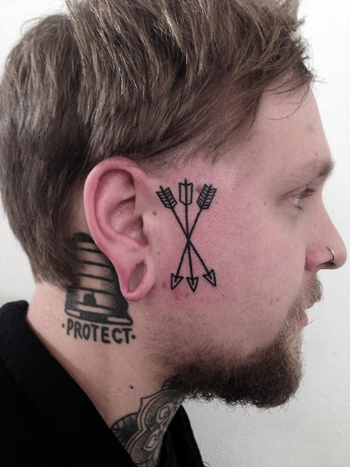 15 Face Tattoos That Will Make You Face Palm Dreadful Guff
