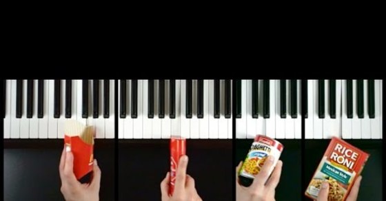 25 Commercial Jingles, 1 Ultimate Mashup - This takes