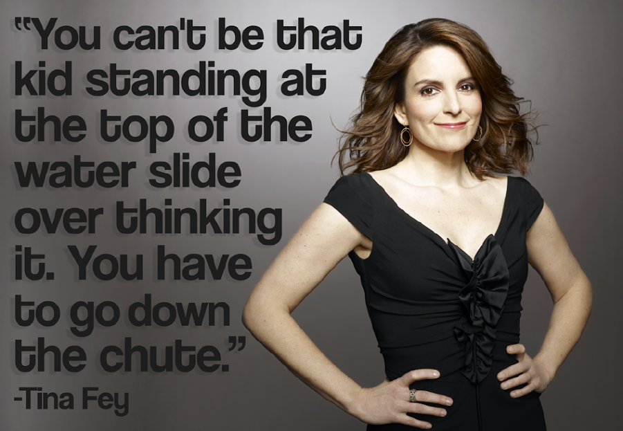 15 Motivational Quotes by Our Favorite Comedians - Tina Fey ...