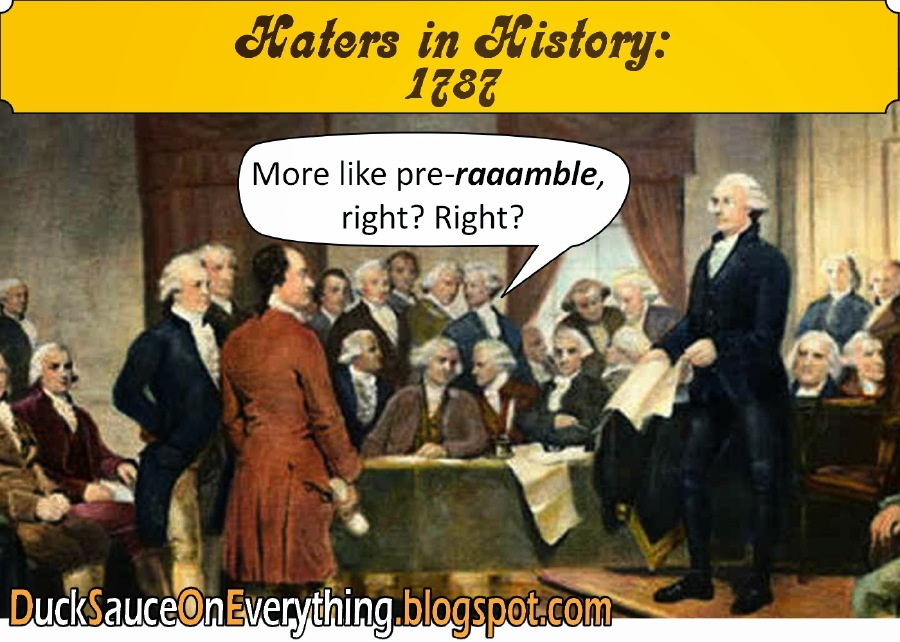 20 Patriotic Puns for Independence Day - Before the Amble | Guff