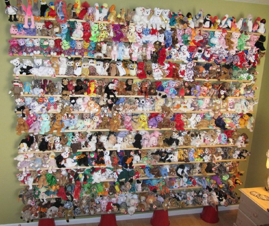 Awesome Things '90s Kids Loved to Collect - Beanie Babies | Guff