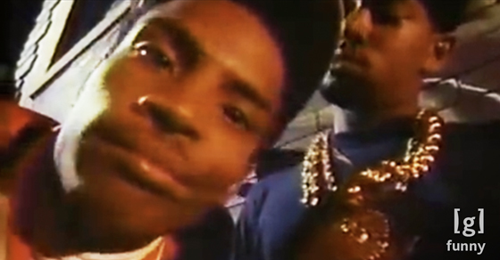 Ridiculous Rapping Commercials From the '80s and '90s - The Legend