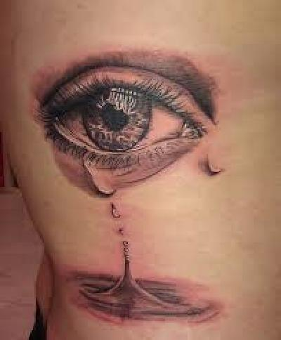 Tattoos of Eyes for Those Who Think They've Seen ...
