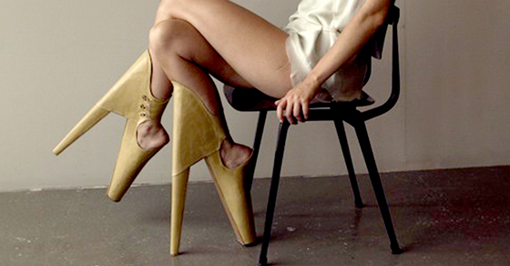 Some of the Highest Heels Ever