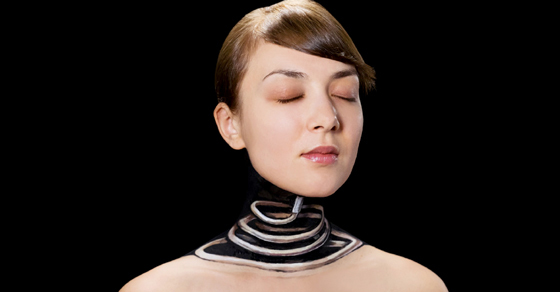 some of the craziest optical illusion makeup dont be a dummy guff
