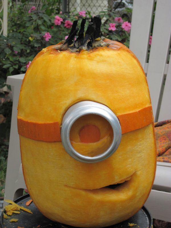 These Funny Pumpkin Carvings Will Fill You With Jack O Laughter
