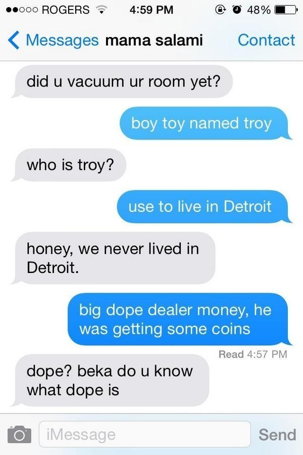 These People Used Song Lyrics To Troll Their Friends