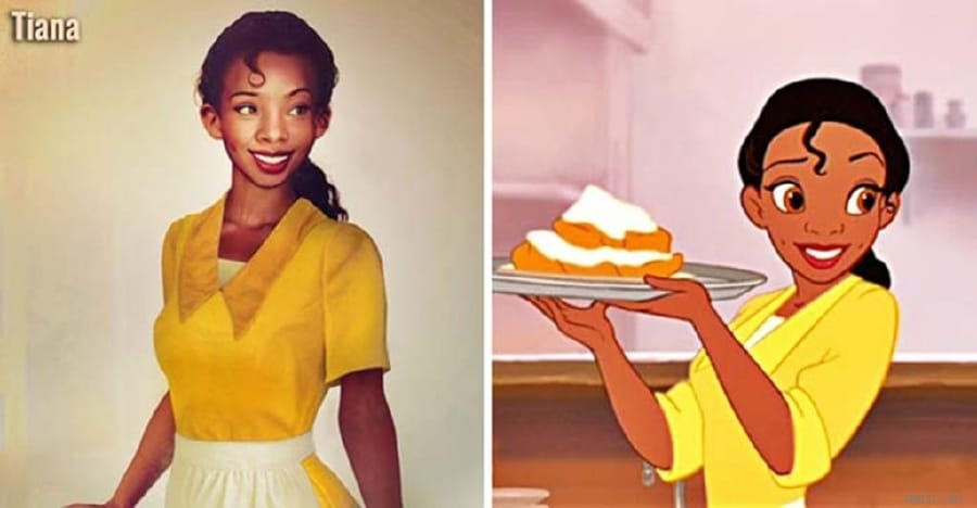 These Disney Princess Real Life Makeovers Are Seriously Breathtaking Belle Guff