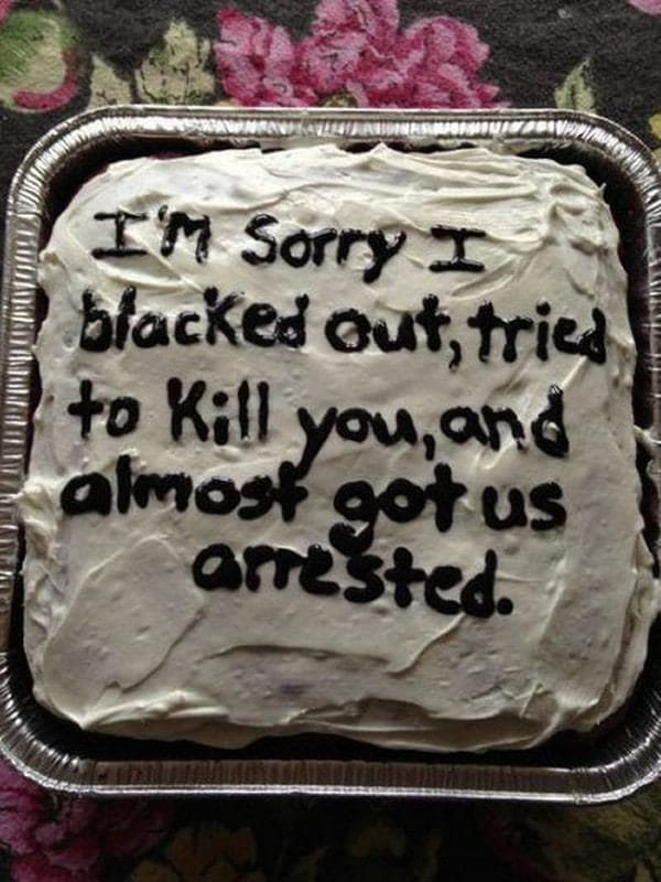Cool Cringeworthy Cake Message Fails That Definitely Ruined The Party Funny Birthday Cards Online Hetedamsfinfo