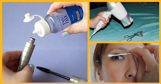 how to make your eyelashes look thicker and longer