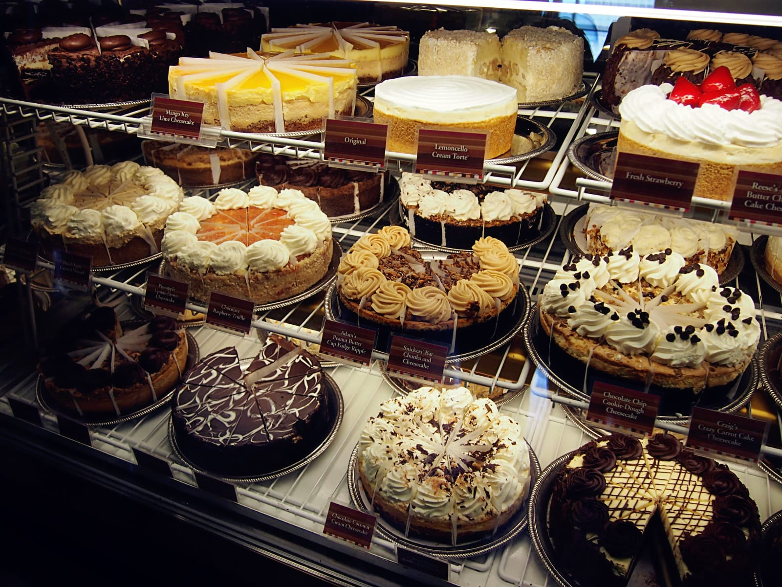 May 24, · The Cheesecake Factory: Make an Anniversary or Birthday Special - See traveler reviews, 56 candid photos, and great deals for Roseville, CA, at TripAdvisor TripAdvisor reviews.