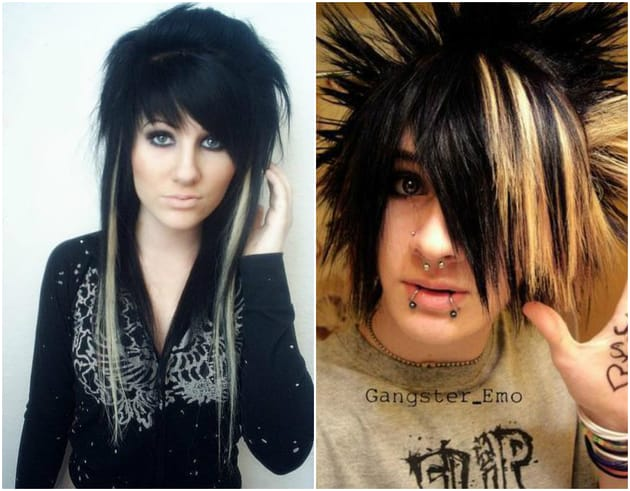 Weird Fashion Trends All Of Your Emo Friends Wore In The