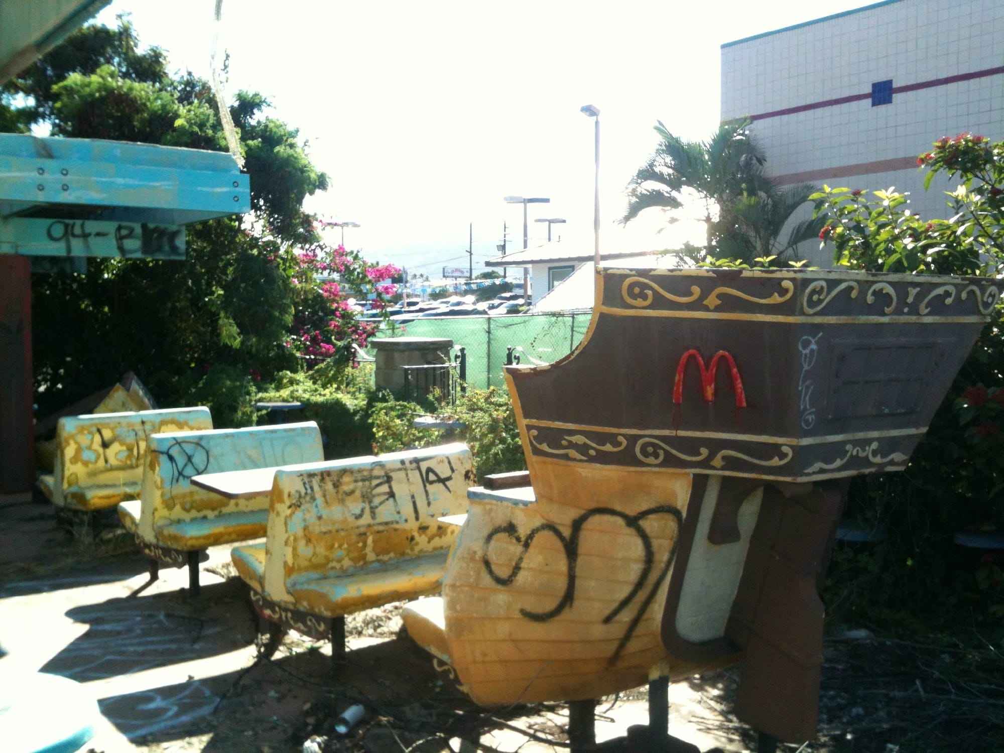 Abandoned Mcdonald S Are The Creepiest Things We Ve Seen All Week Orders Up Guff