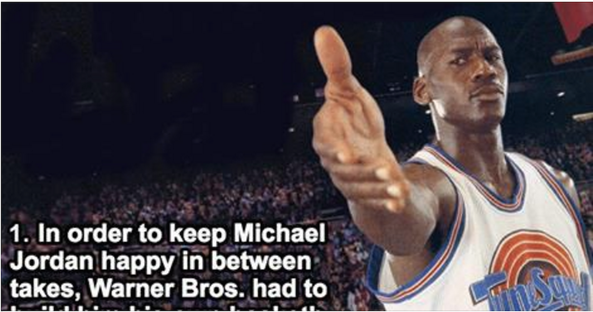 Fascinating Behind-The-Scenes Facts About Space Jam That -8894