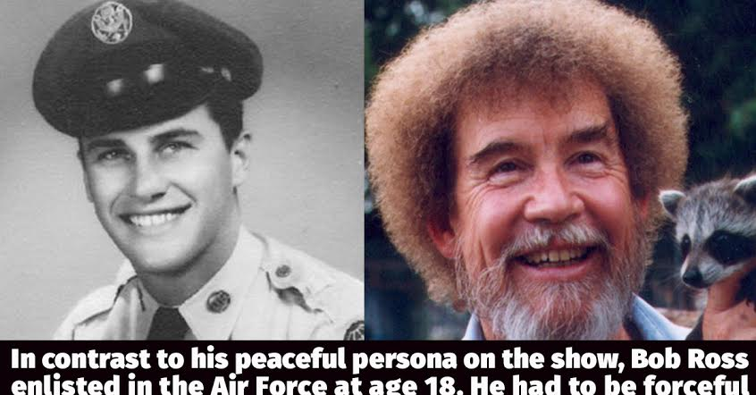 Happy Little Secrets About Bob Ross Most Viewers Never Knew In The