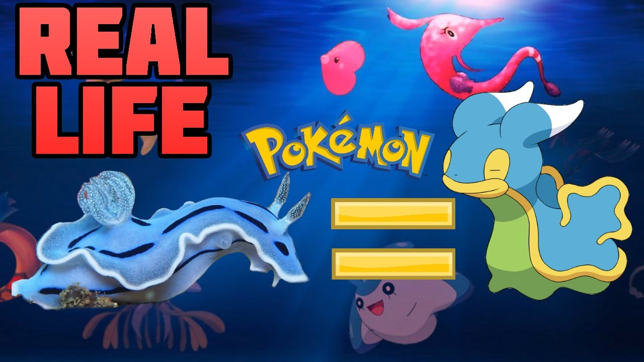 Pokemon That Were Actually Inspired By Real World Animals Did You