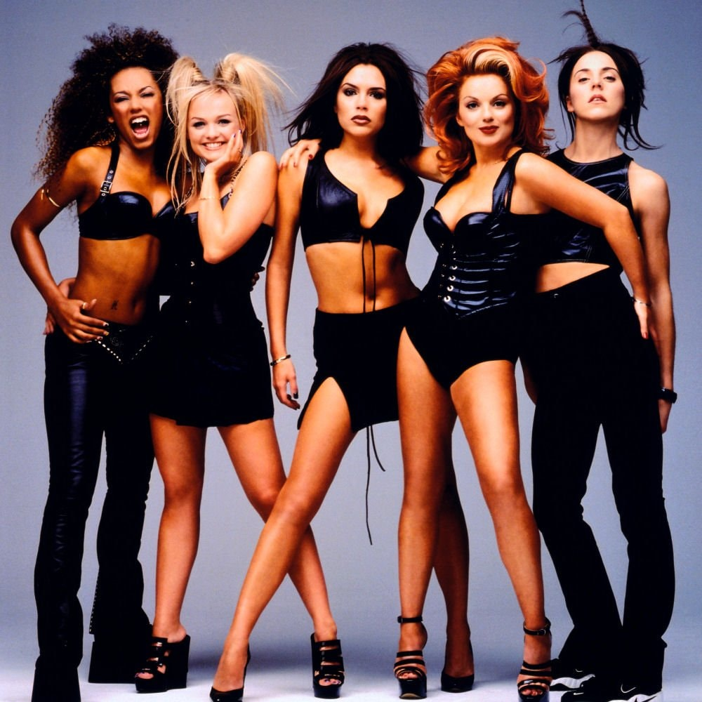 Here Are The Spice Girls, Then Vs. Now - The Spice Women | Guff