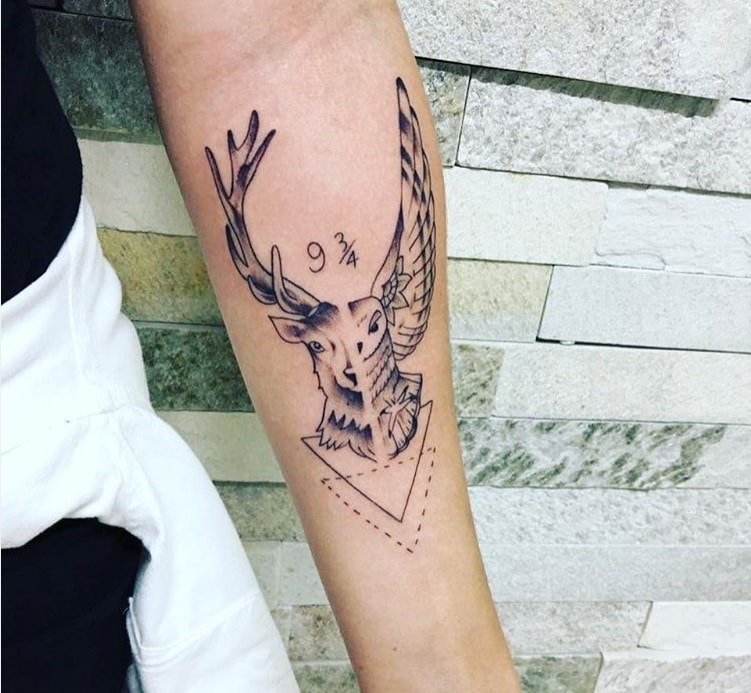 These 13 Harry Potter Tattoos Are Subtle And Awesome