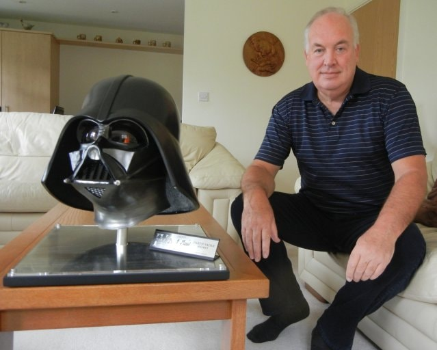 This Is How Darth Vader S Armor Has Changed Through The Years Vader Through The Ages Guff