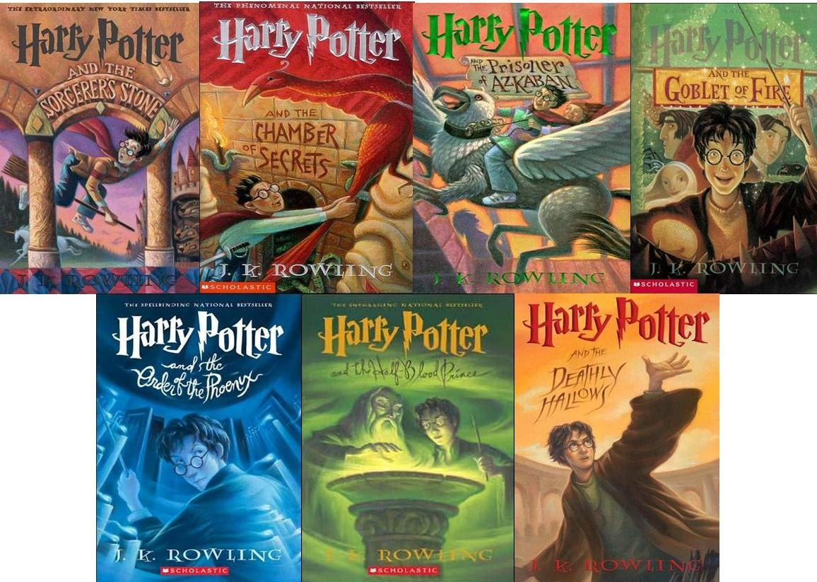 13 Magical 'Harry Potter' Book Covers From Around The World - America | Guff