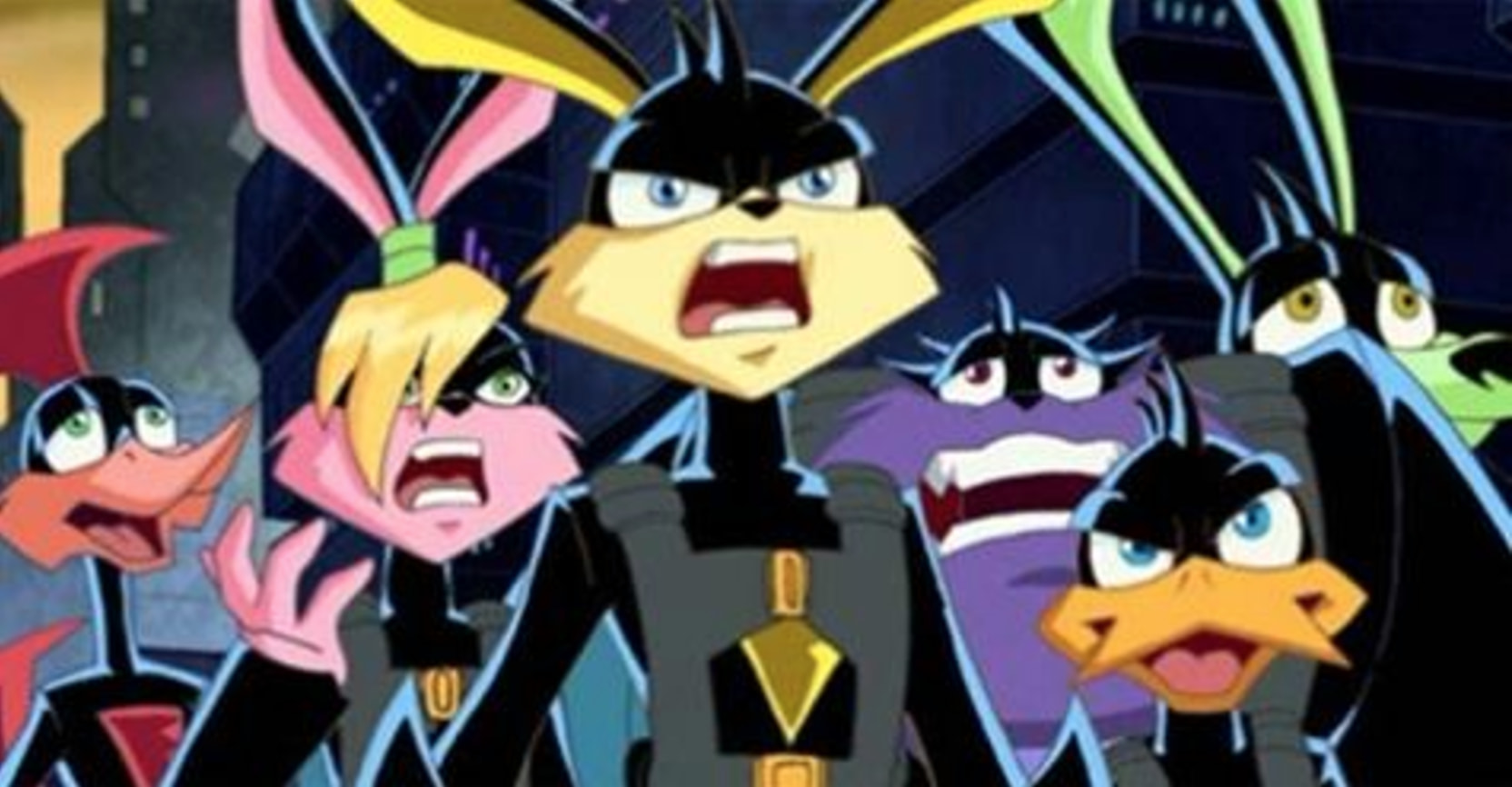 This is every looney tunes show that was created after the for 90s house tunes