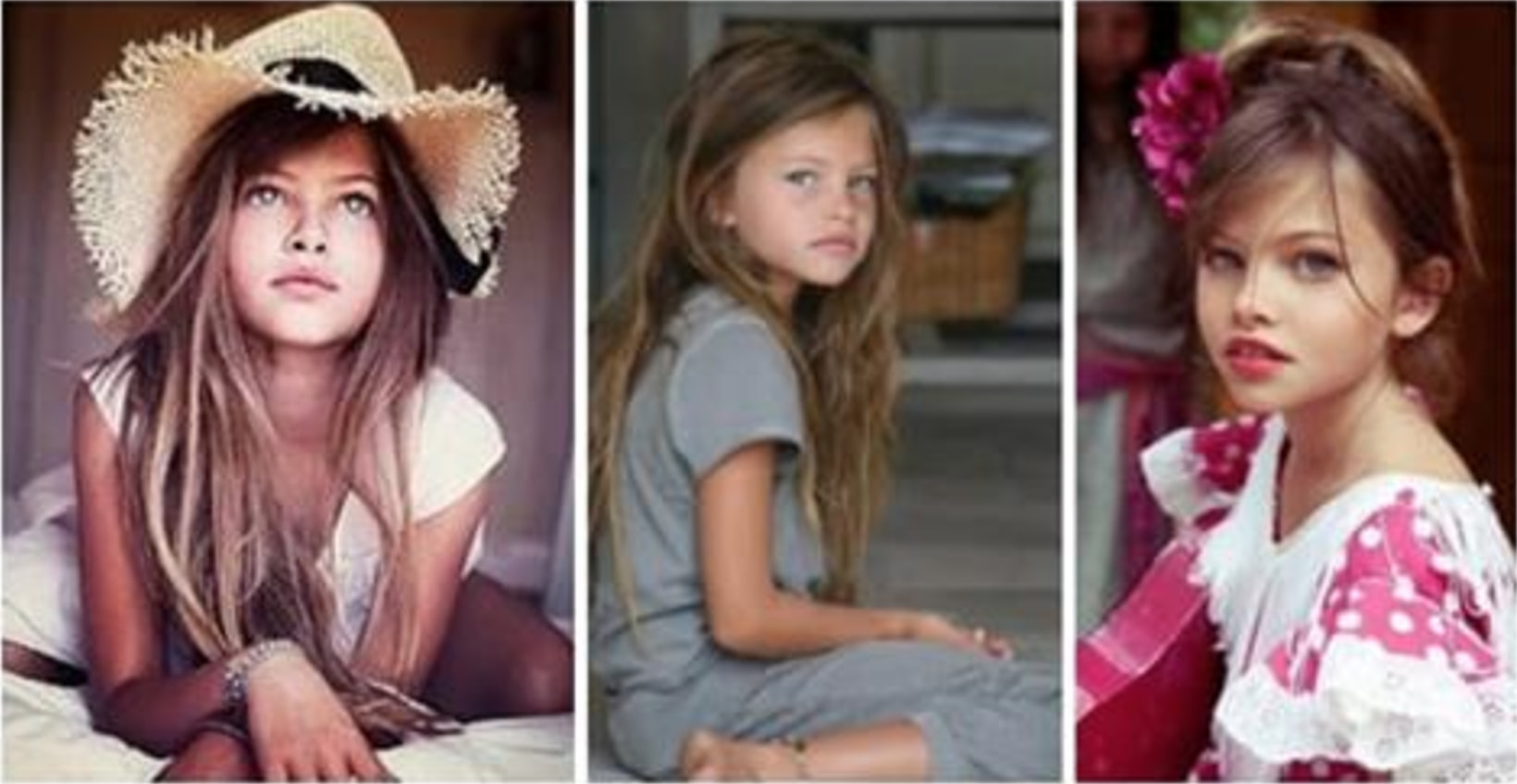 At 6 Years Old, She Was Dubbed The Most Beautiful Girl In The World -3720