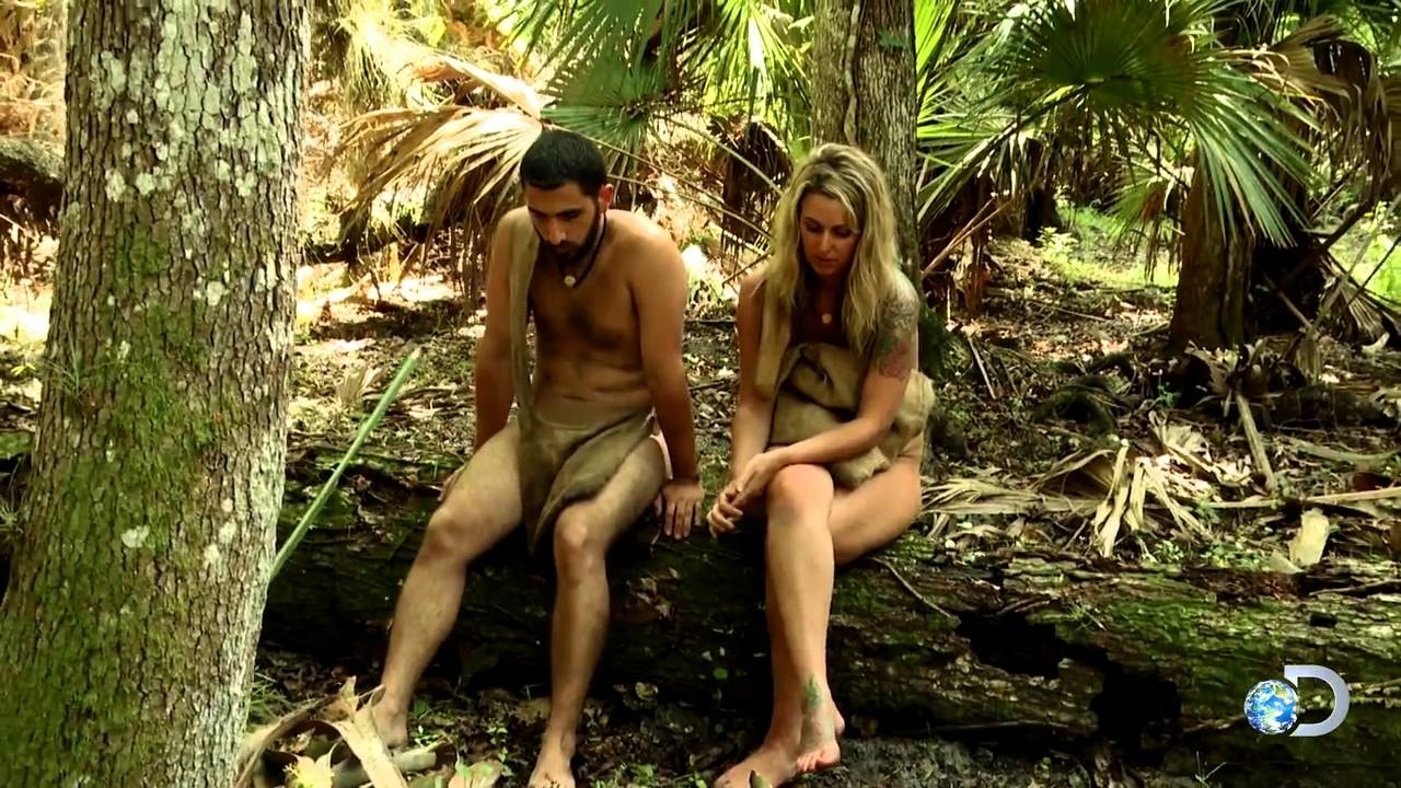 Naked and afraid costa rica uncensored, bodypainting naked