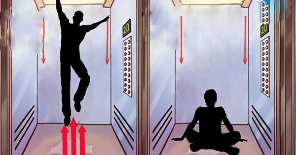 Here's How To Survive A Falling Elevator - Worst Case ...