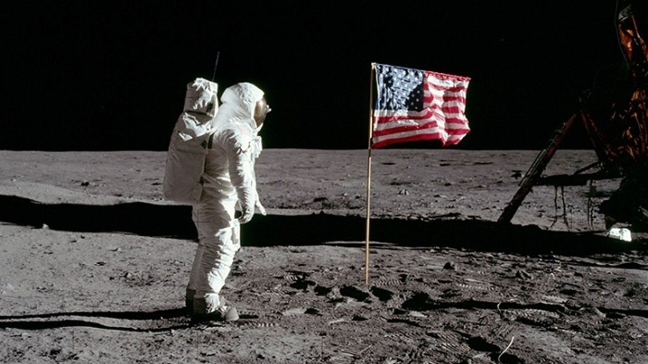 did humans really land on the moon in 1969 conspiracy