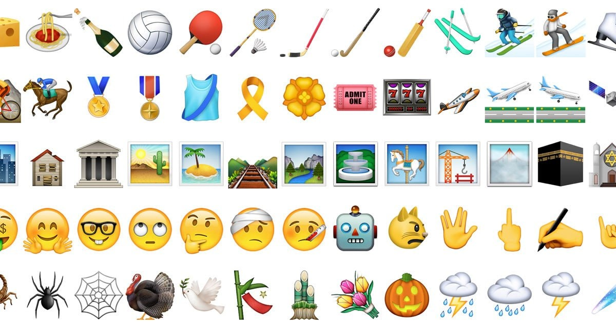 This Is What All Those Emojis In People's Twitter Handles