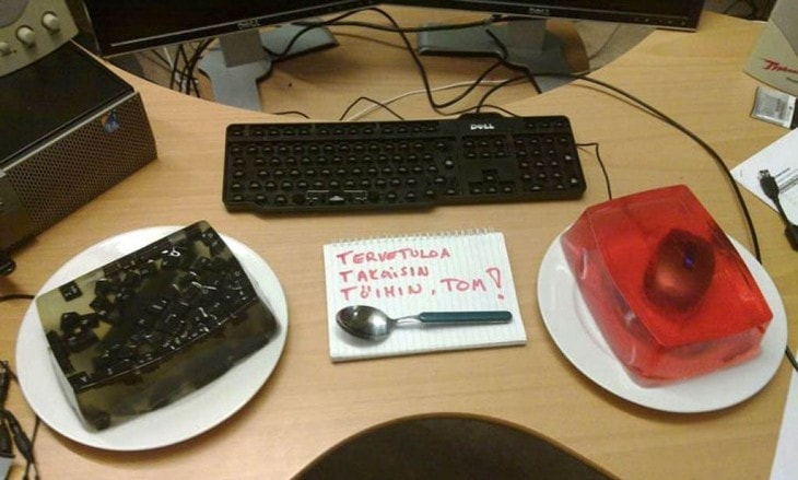 15 Completely Evil Office Pranks That Will Get You Through